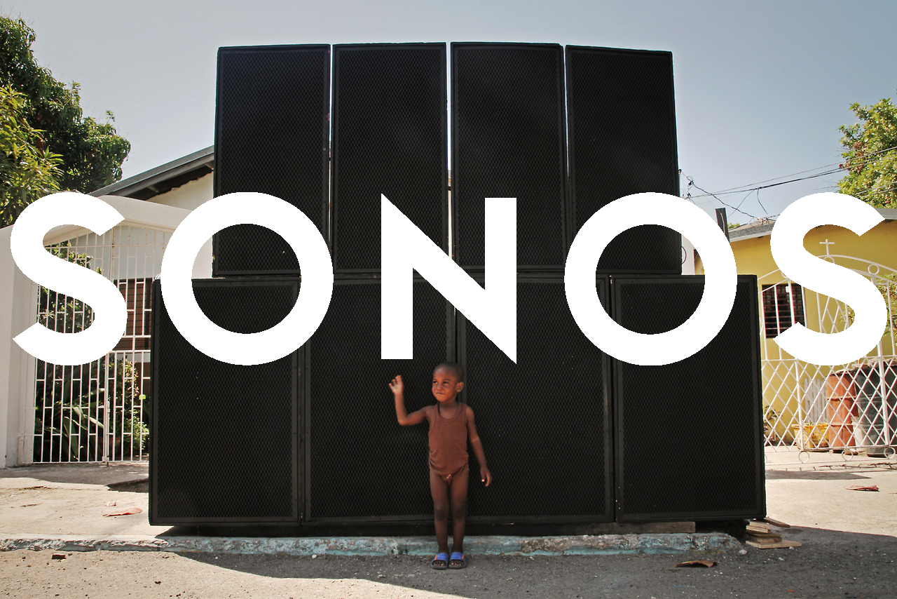 """Directed, Produced, Shot documentary film about sound system culture in Kingston, Jamaica for SONOS' Los Angeles gallery show """"Hometown HiFi."""""""