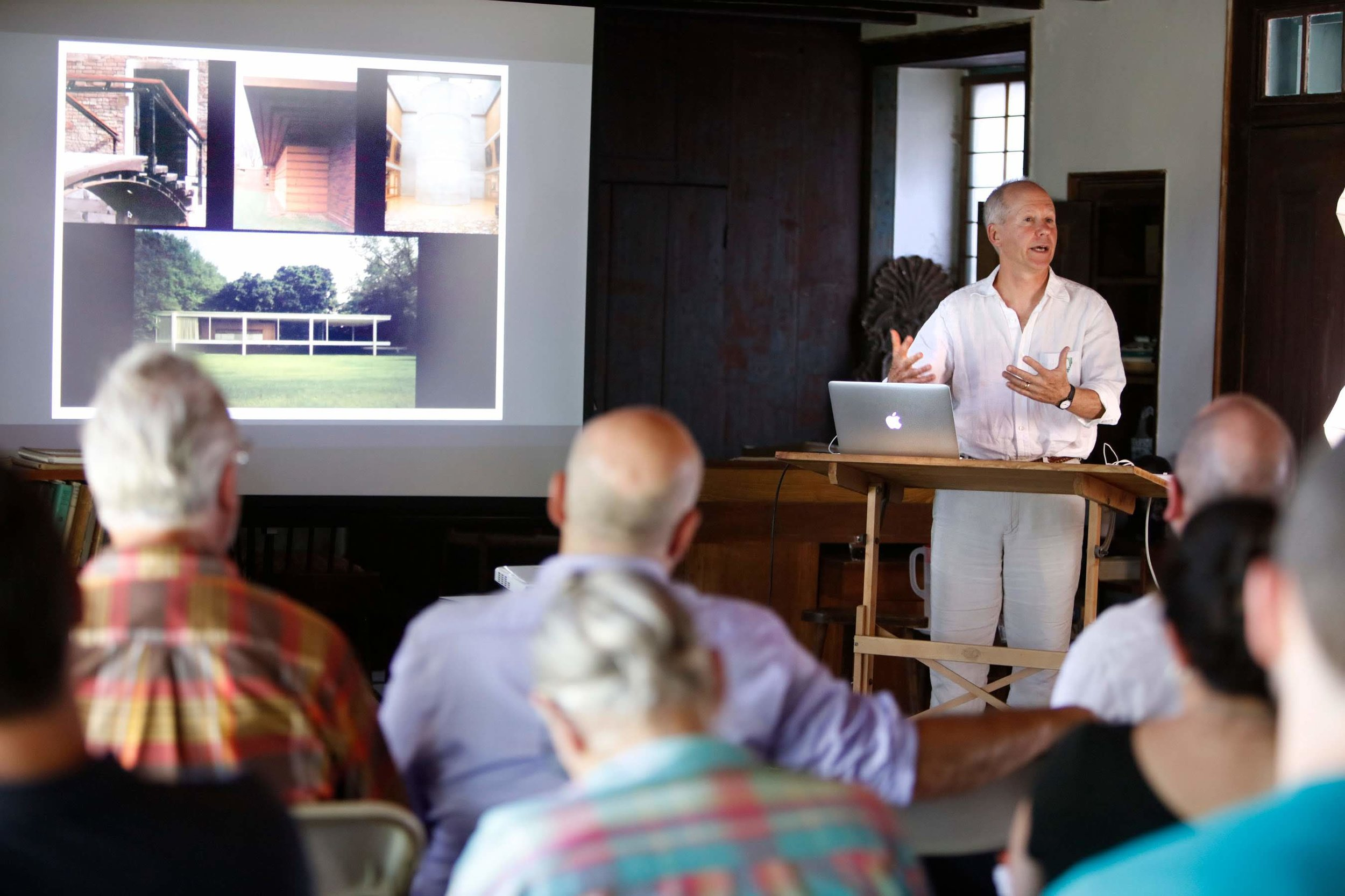Past Events - See past workshops, lectures, open houses, and fundraisers held at the farm over the years
