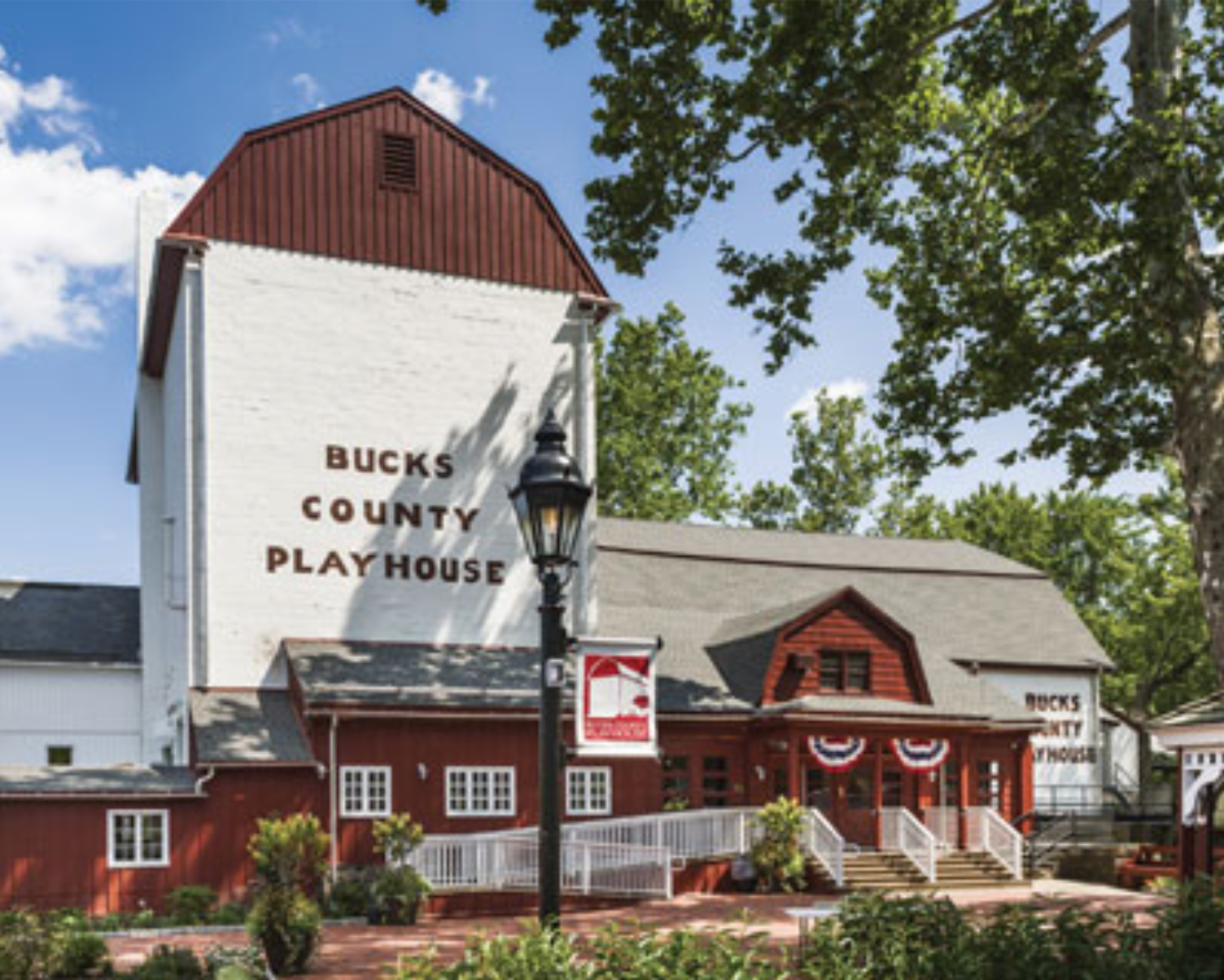 Bucks County Playhouse -
