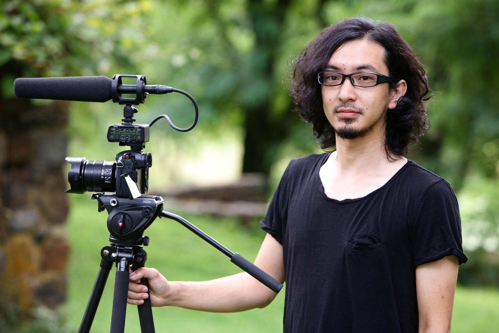 Yusuke Kamata - Video & Installation artistResident Artist