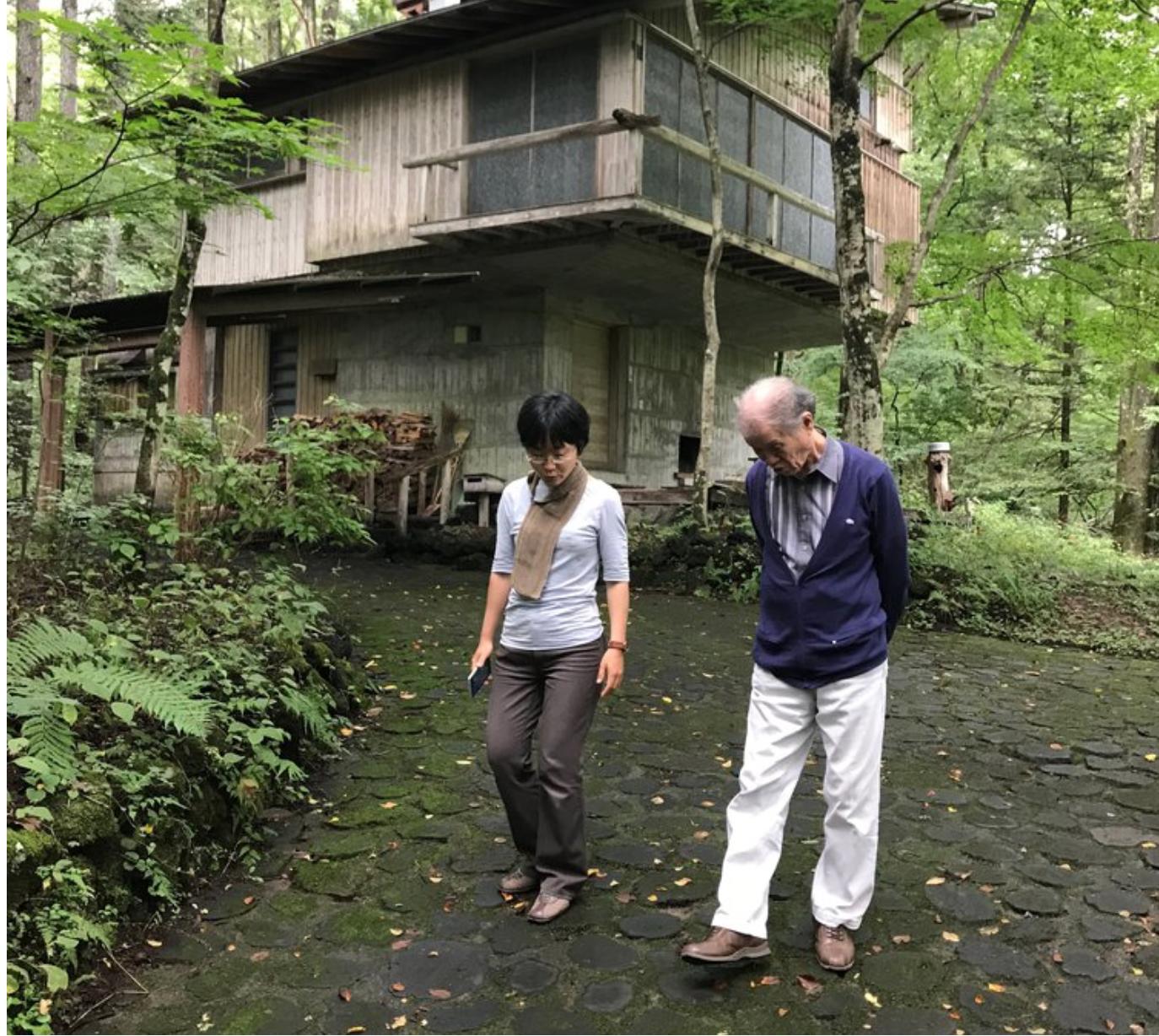 Maki Utsunomiya - Architect & ScholarResident Scholar