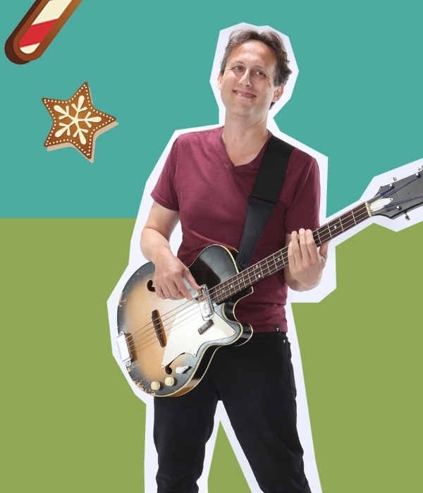 Jeremy Chatzky, - bassist for the Little Band That Could, is no stranger to performing holiday music. Did you know he's played holiday shows with Ronnie Spector for the past 20 years? He was also a member of Bruce Springsteen's Seeger Sessions Band! Learn more about Jeremy in this week's #BandMemberMonday!
