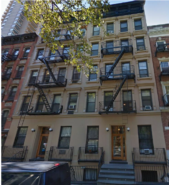 162 EAST 82TH ST, NY    $22,500,000    Package: two contiguous 5-story walk-up apartment buildings
