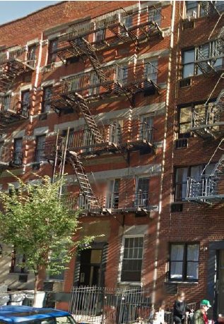 423 EAST 82TH ST, NY    $7,500,000    5-story walk-up aparmtnet building with 20 residential units