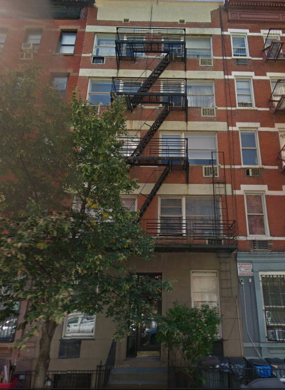410 EAST 88TH STREET    $6,800,000    5-story walk-up apartment building with 17 residential units and a basement office