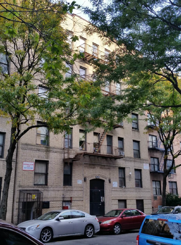 3525 ROCHAMBEAU, BRONX    $3,700,000    5-story walk-up apartment building directly across from Montefiore Medical Center