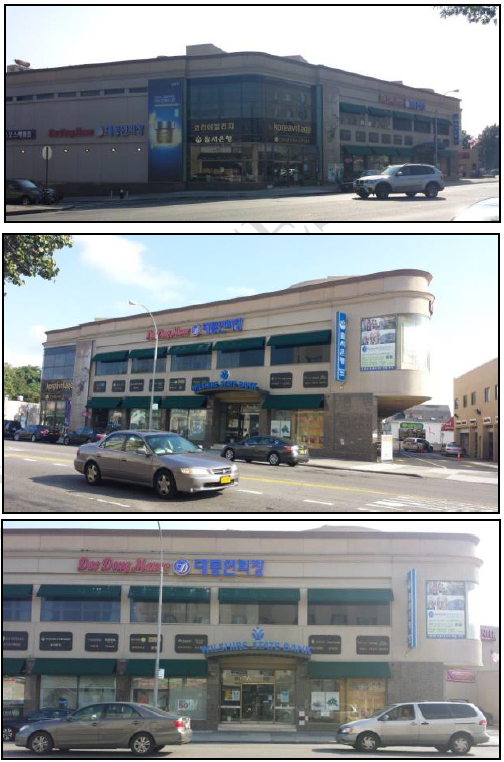 """150 NORTHERN BLDV, QUEENS    $30,000,000   """"Class A"""" Retail Mall: 3-story elevator and escalator + mezzanine with rear and underground parking"""