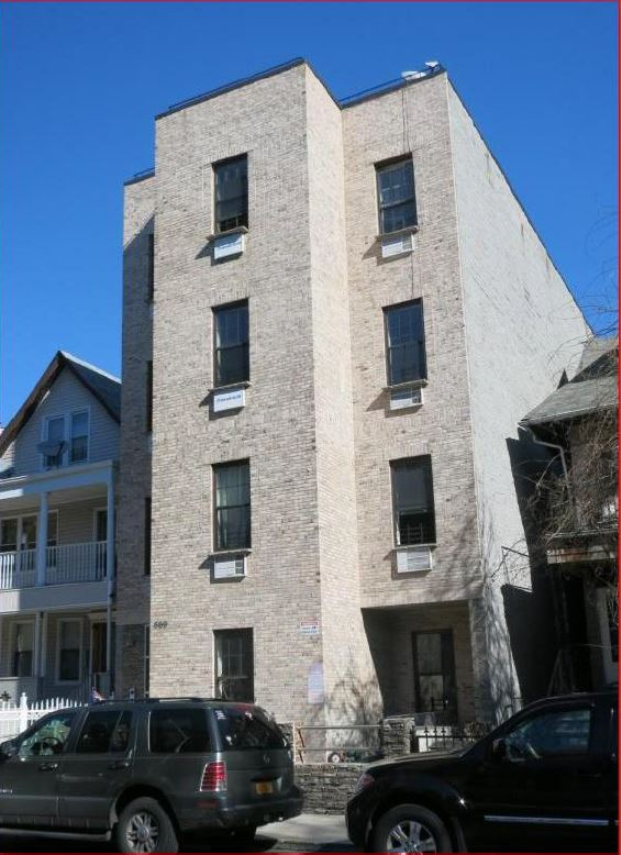 669 EAST 21 ST, BK    $2,700.000    4-story walkup new construction building with 9 apartments