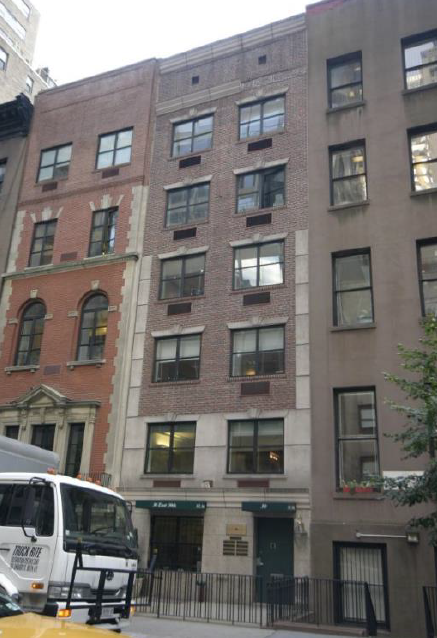 30 EAST 39TH STREET    $9,900,000    Boutique Elevator Office Building in Murray Hill