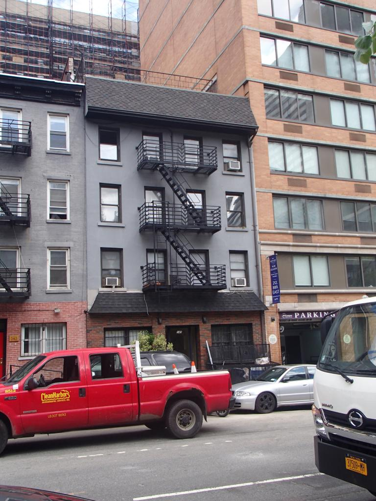 345 EAST 33RD STREET    $7,200,000    5-story walk-up apartment building in Kips Bay