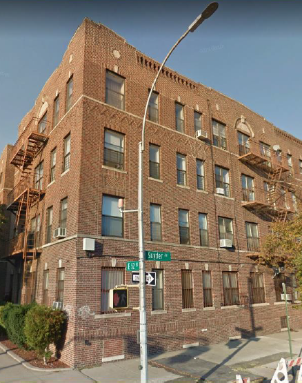 5201 SNYDER AVENUE    $5,550,000    4 story walk-up apartment building with 32 apartments