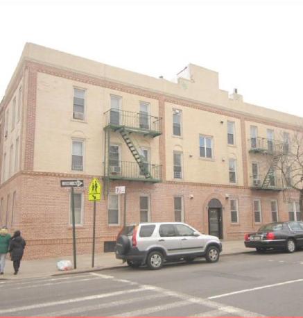 5330 SKILLMAN AVENUE    $2,450,000    3 story brick walk-up apartment building