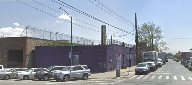 1280 OAK POINT BLDV, BRONX    $1,225,000    5,000 SF one story commercial building