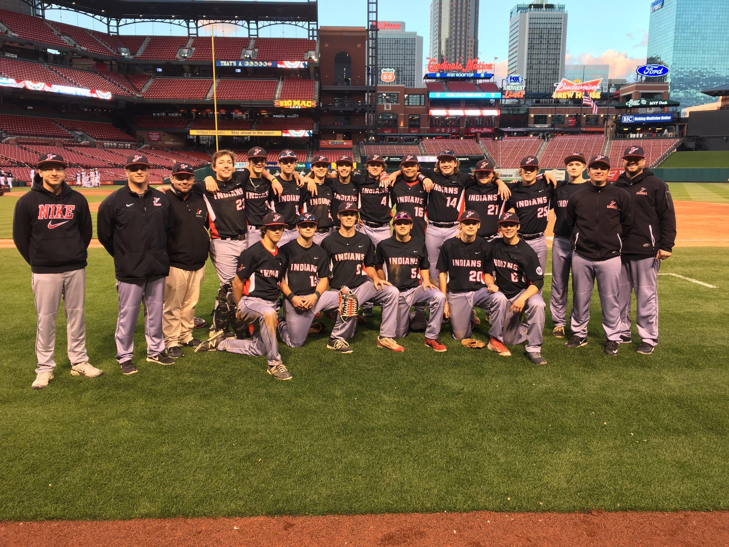 Jackson HS 2017 Baseball Team