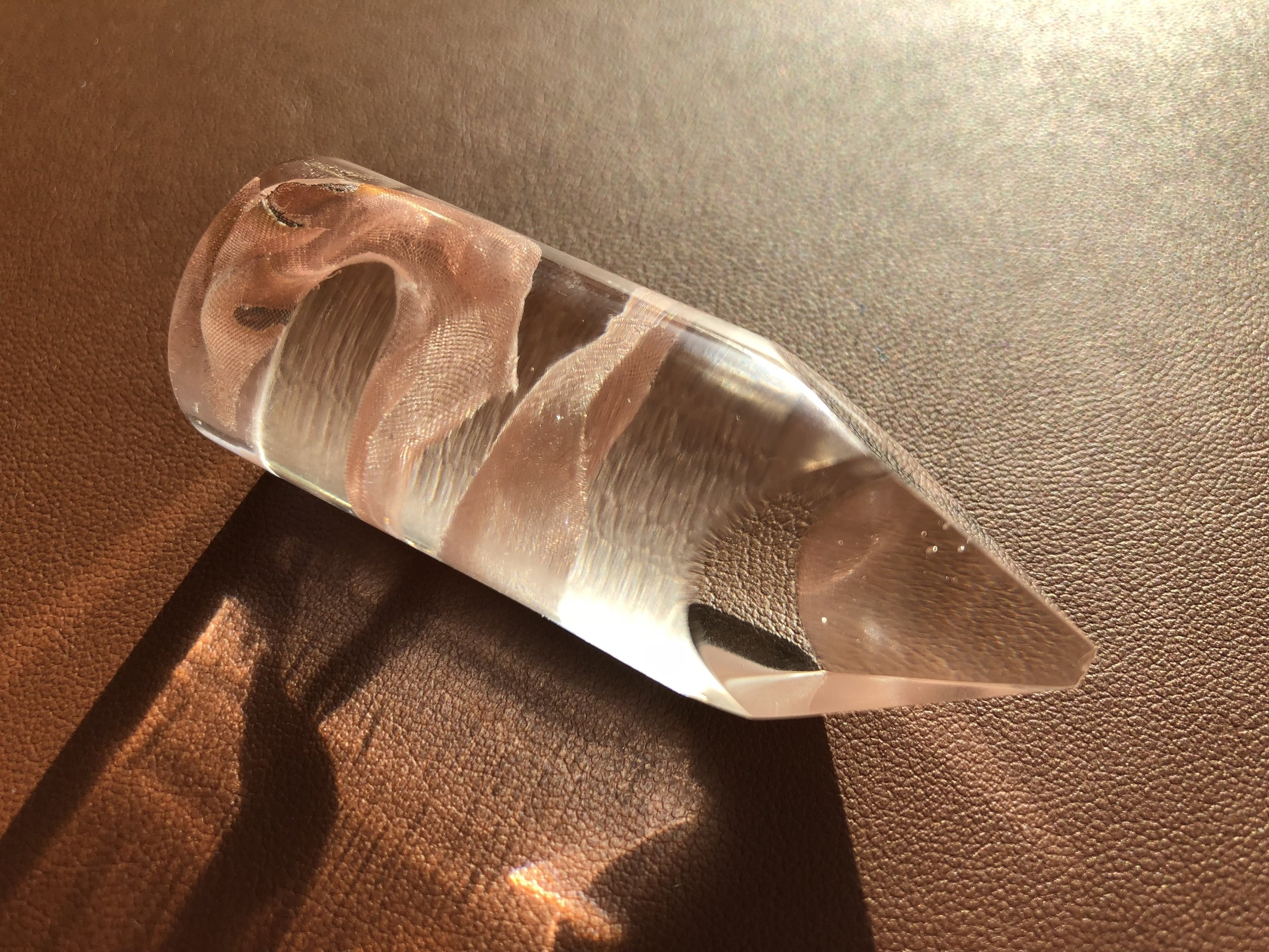 Copper X Glass