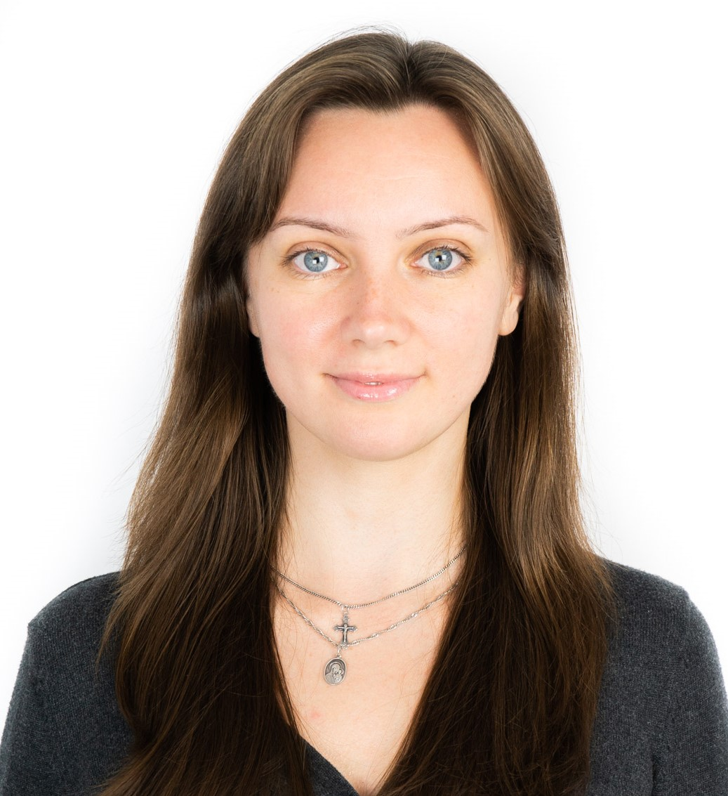 EVGENIA   Evgenia is one of the newest additions to the DCLB team. She is extremely dedicated to helping operations run as smooth as possible.