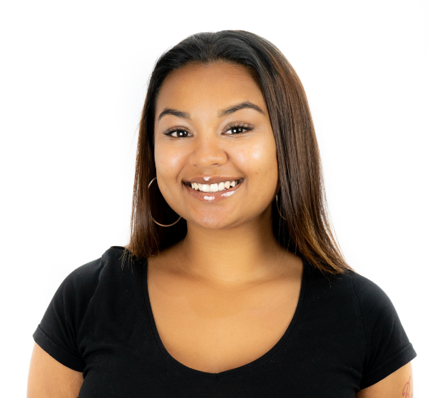 BRITTNEY   Besides being a fulltime Cybersecurity student, Brittney is also a full time Front Desk Associate at DCLB. She assists with company operations, customer service, and IT.