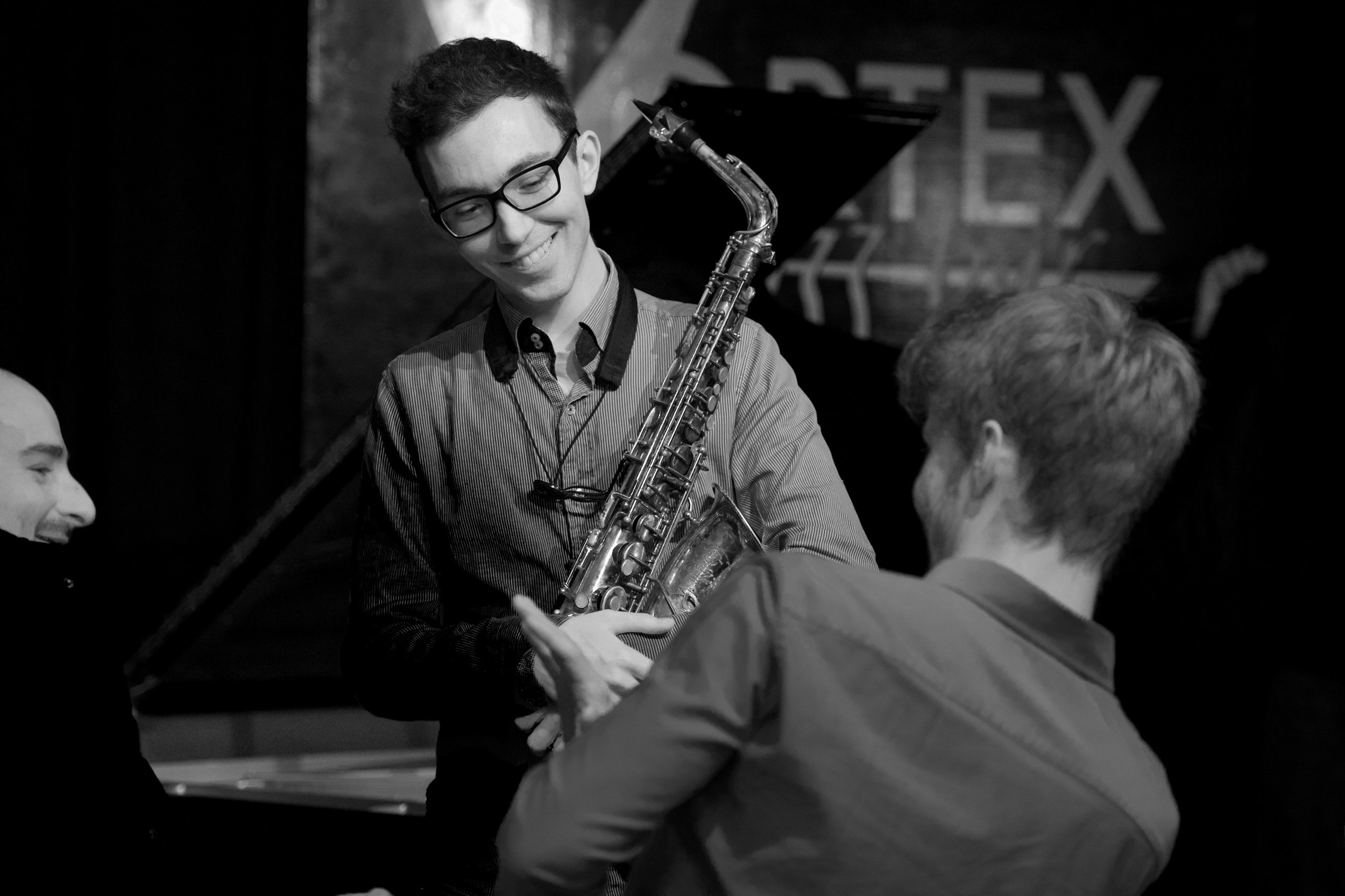 Photo Credit - Matthew Pannell  Jim Gold Trio Live @ Vortex 16/10/2016