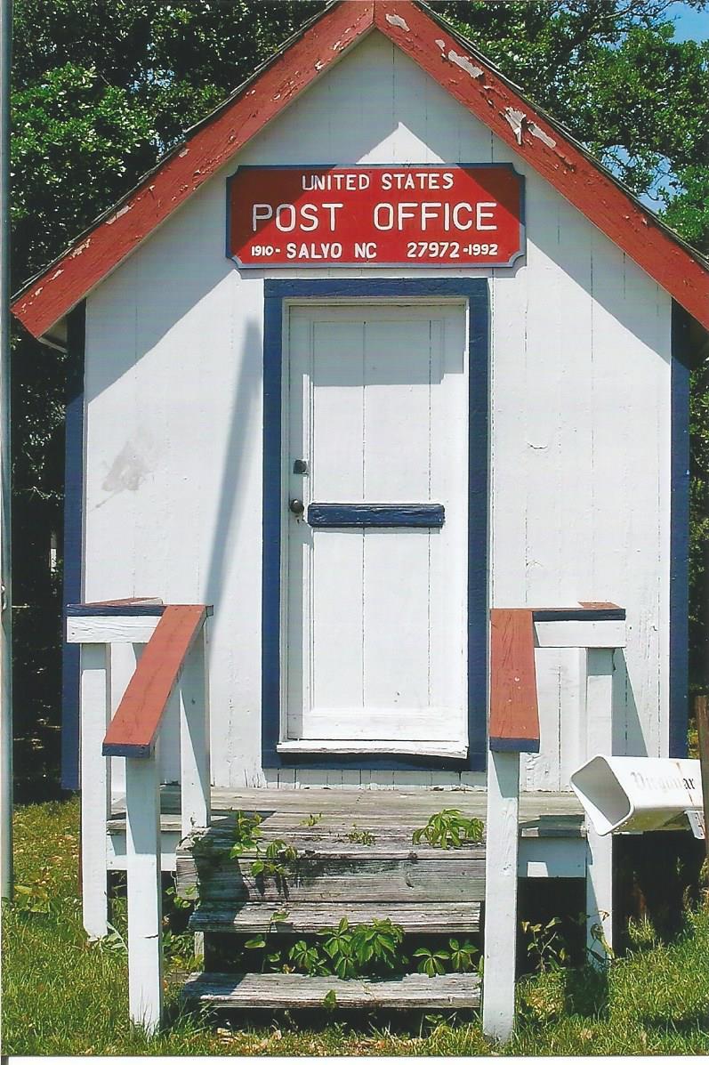 Salvo Post Office, 2011