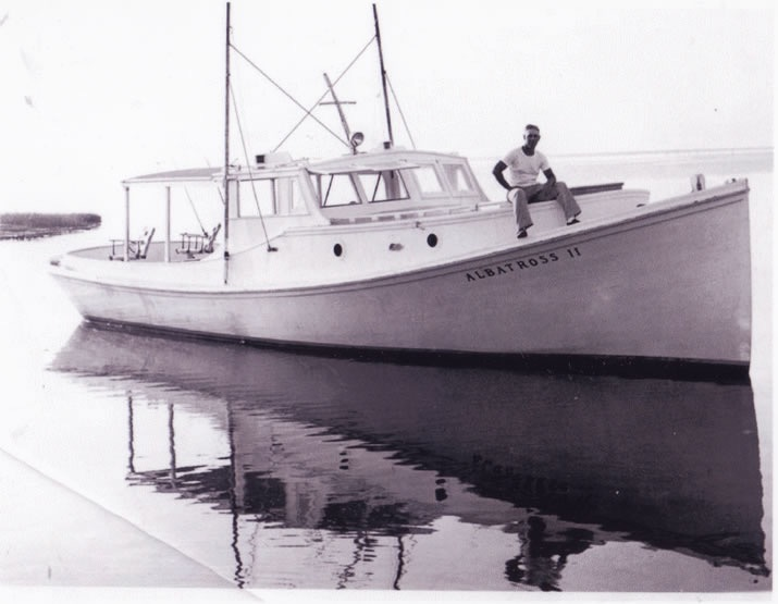 In A Dollar A Day, Ernal Foster of Hatteras talks about working on the mail boat,enlisting in the Coast Guard, and working in New York before returning home during the Great Depression.