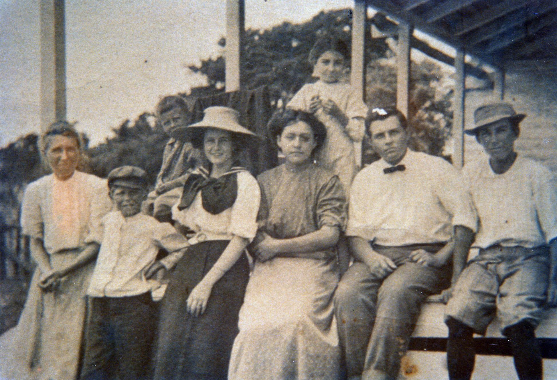 Robert Morris Styron family members, Portsmouth,