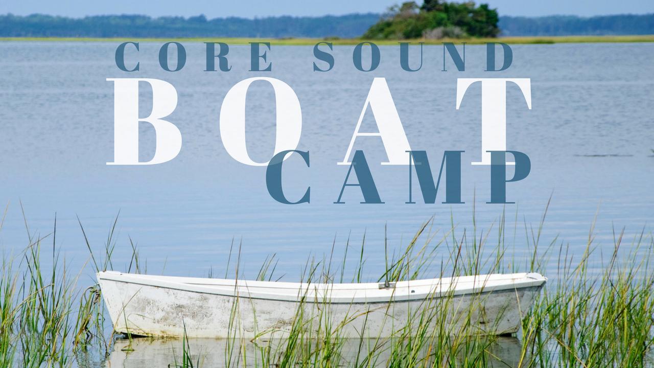 boat summer camp