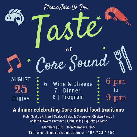 taste of core sound