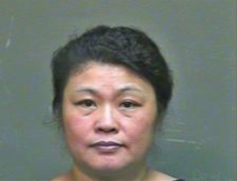 Yangling Liu - Offering to engage in prostitution.