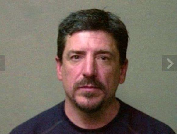 Mark Thomas Smolen's 50th Birthday Prostitution Mugshot - Okla. County Jail.