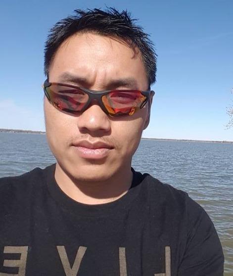 Zam Suan as he appears on Facebook.