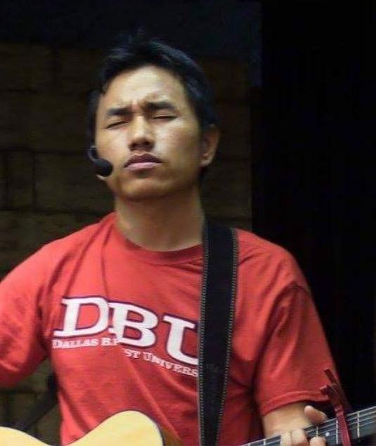 Zam Suan as he appears on Facebook (4/24/2016).