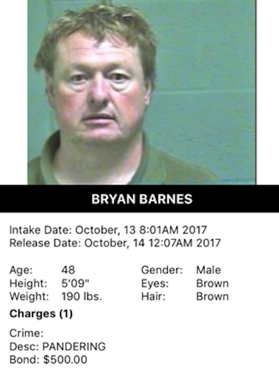 Barnes Bryan Mugshot Pimp 2017-10-13.jpg