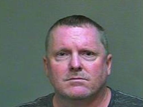 Eddie Hunter mugshot for soliciting prostitution.