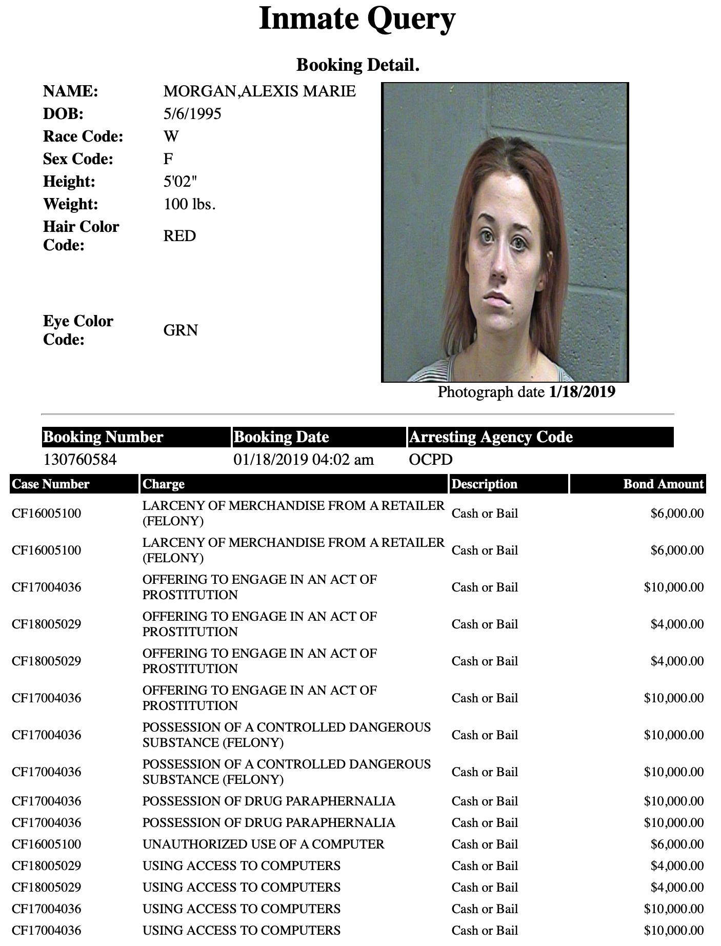 Morgan Alexis Marie Mugshot Prostitute 2019-01-18.png