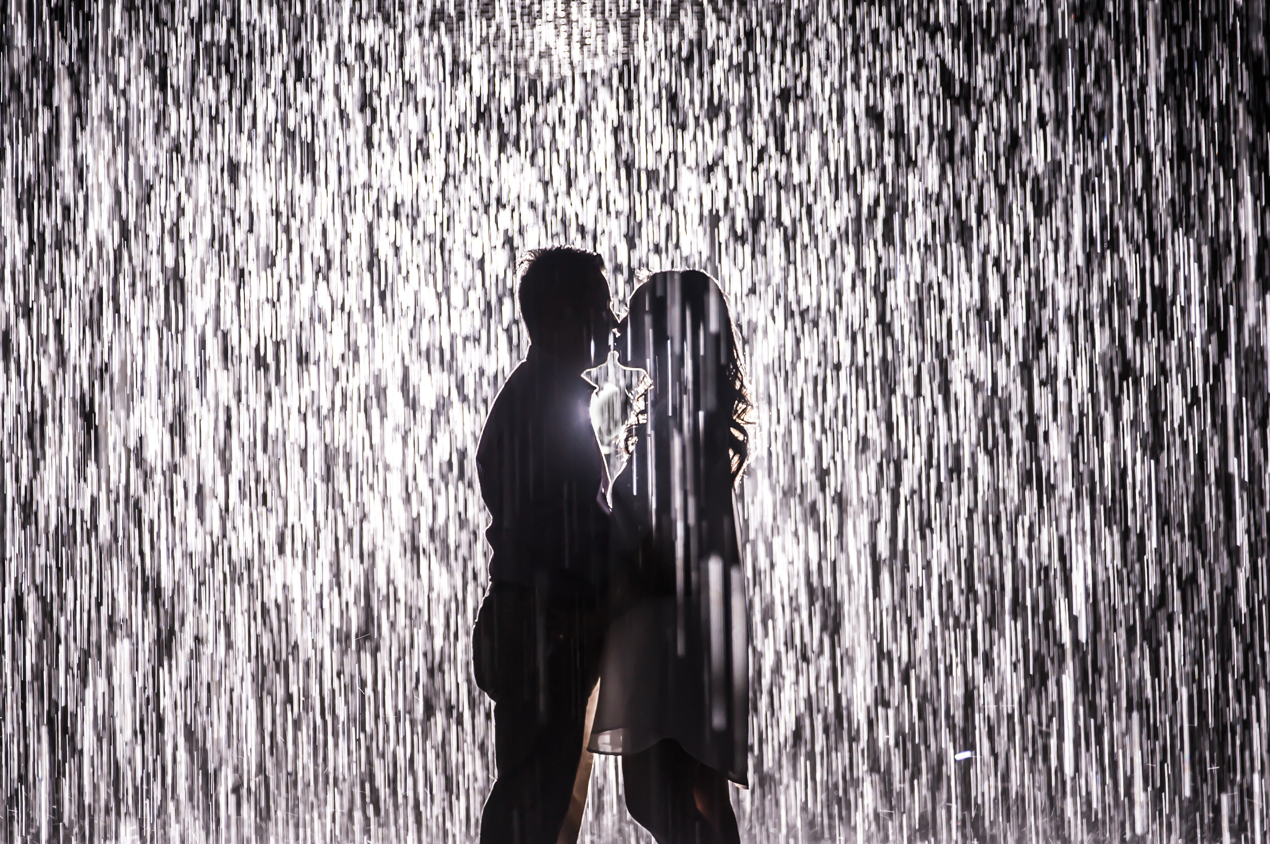 LACMA. RAINROOM.