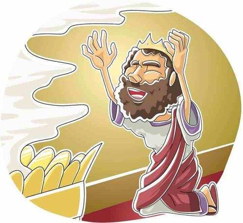 David Sins and Repents — Christ Center   Cashmere, WA