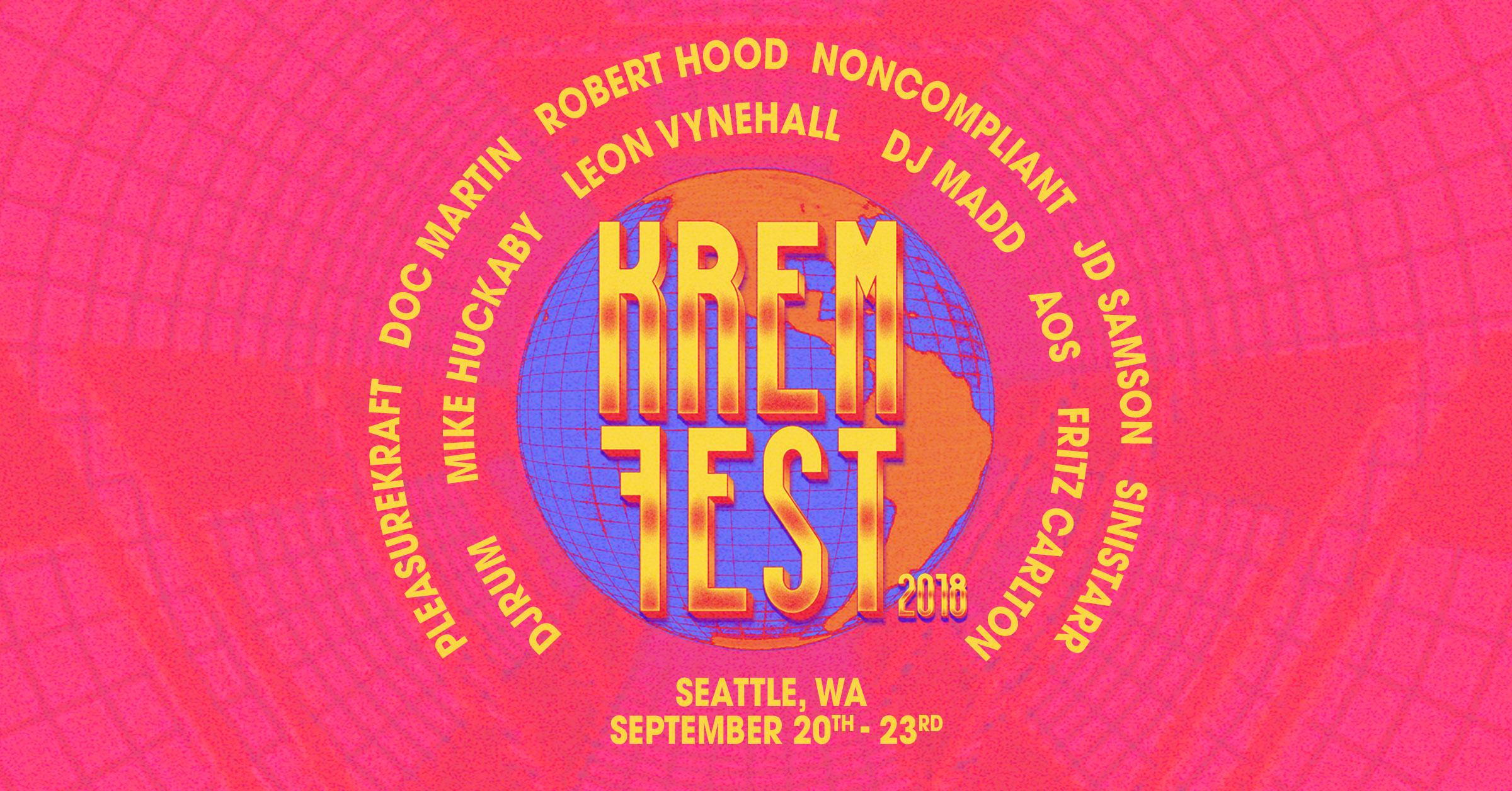 Kremfest 2018