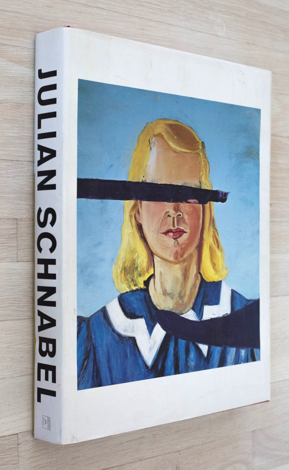 Julian Schnabel  Edited by Richard Olsen. Pandiscio Co, Graphic Design. Maria Pia Gramaglia, Production Manager. Harry N. Abrams, Inc., Publishers.