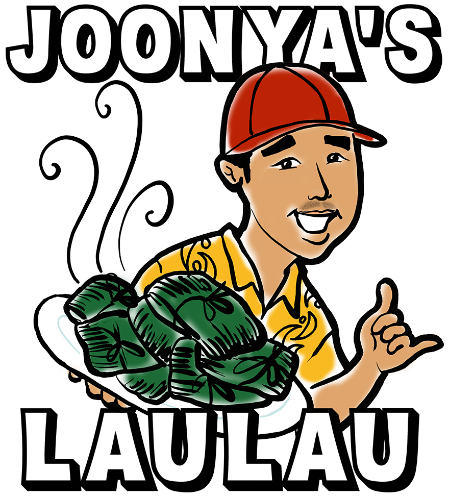 Joonya's Laulau logo