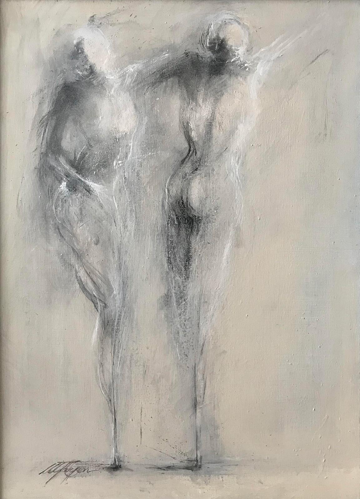 Transparent - 70x50 cm.