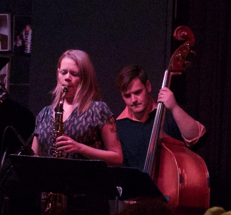 Andy's Jazz Club (Cheryl Fort)