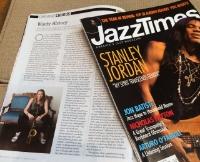 JazzTimes Article (2016)