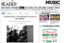 Chicago Reader Feature (2013)