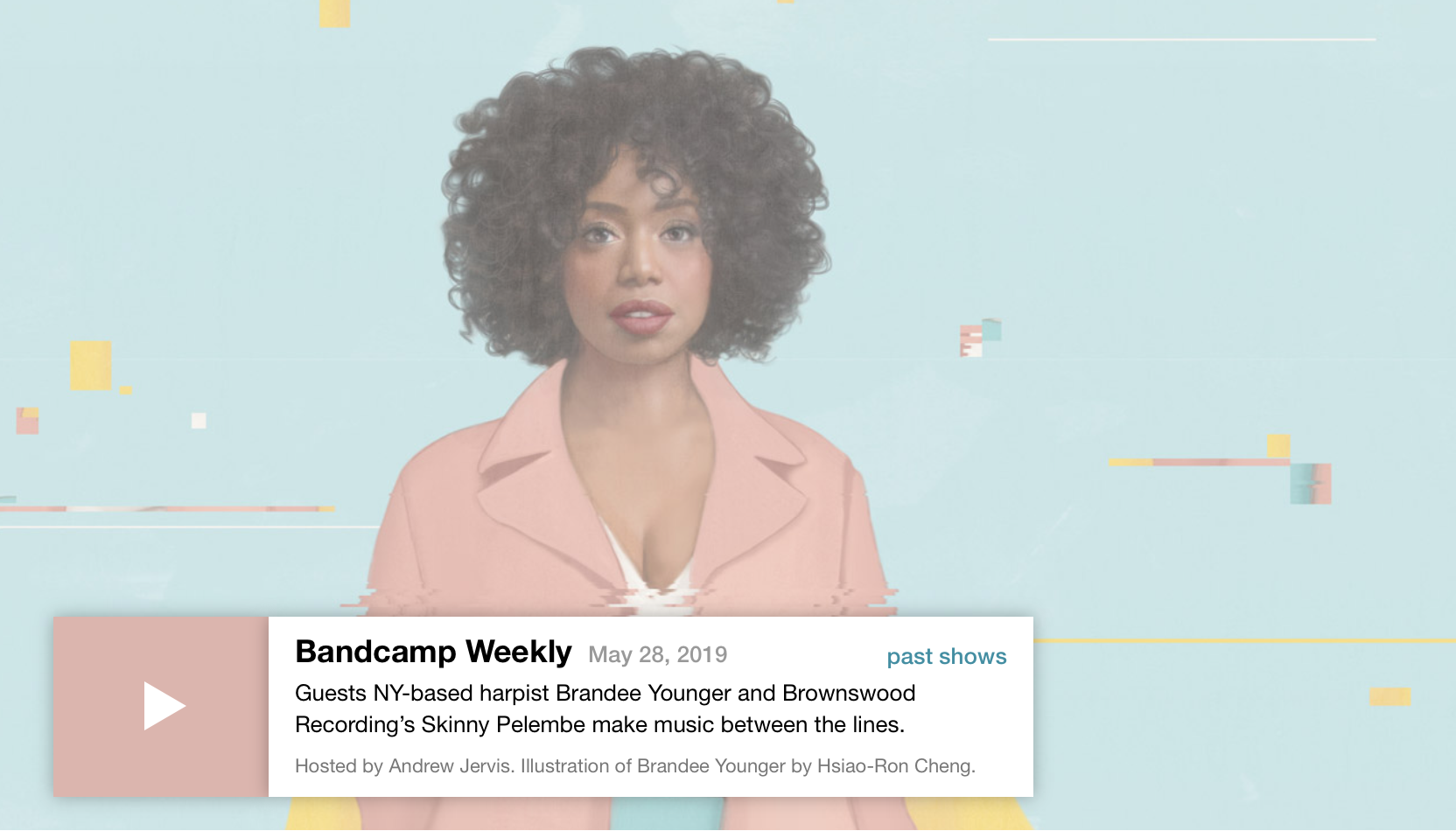 Bandcamp Weekly Feature (2019)