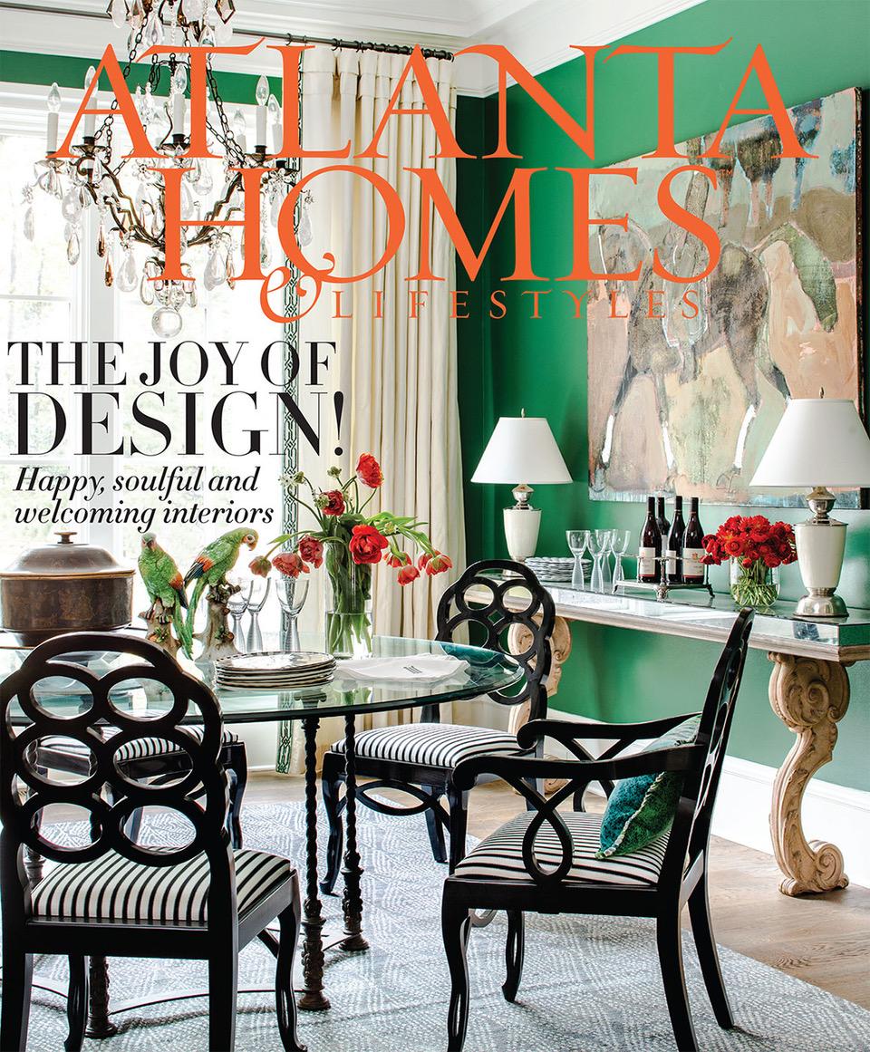 atlanta homes and lifestyles magazine davenport designs