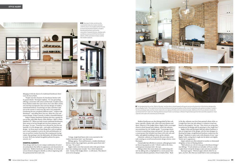 Kitchen Bath Design News Davenport Designs