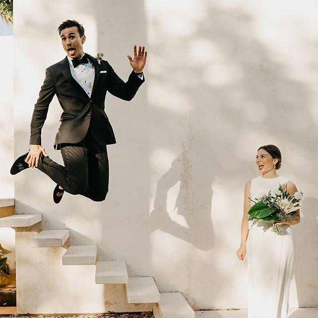 And the party hadn't even started yet! (This was seriously the most epic wedding ever!) 📷: @kapephotography   Flowers: @rawestudiofloral   Venue: @haciendasacchich  #destinationwedding #destination #mexican #mexico #travelblogger #traveller #weddinggoals #weddingplanning #weddingphotography #bridalstyle #bride #groom #realwedding #wedding #love #thatsdarling #meridawedding #goldenpoppyevents