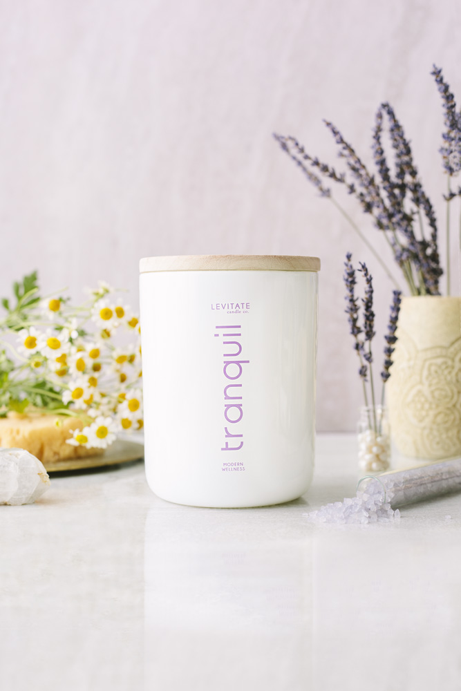 Lavender Candle Product Photography.jpg