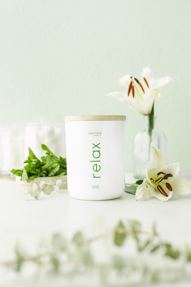 Wellness Candle Product Photography.jpg