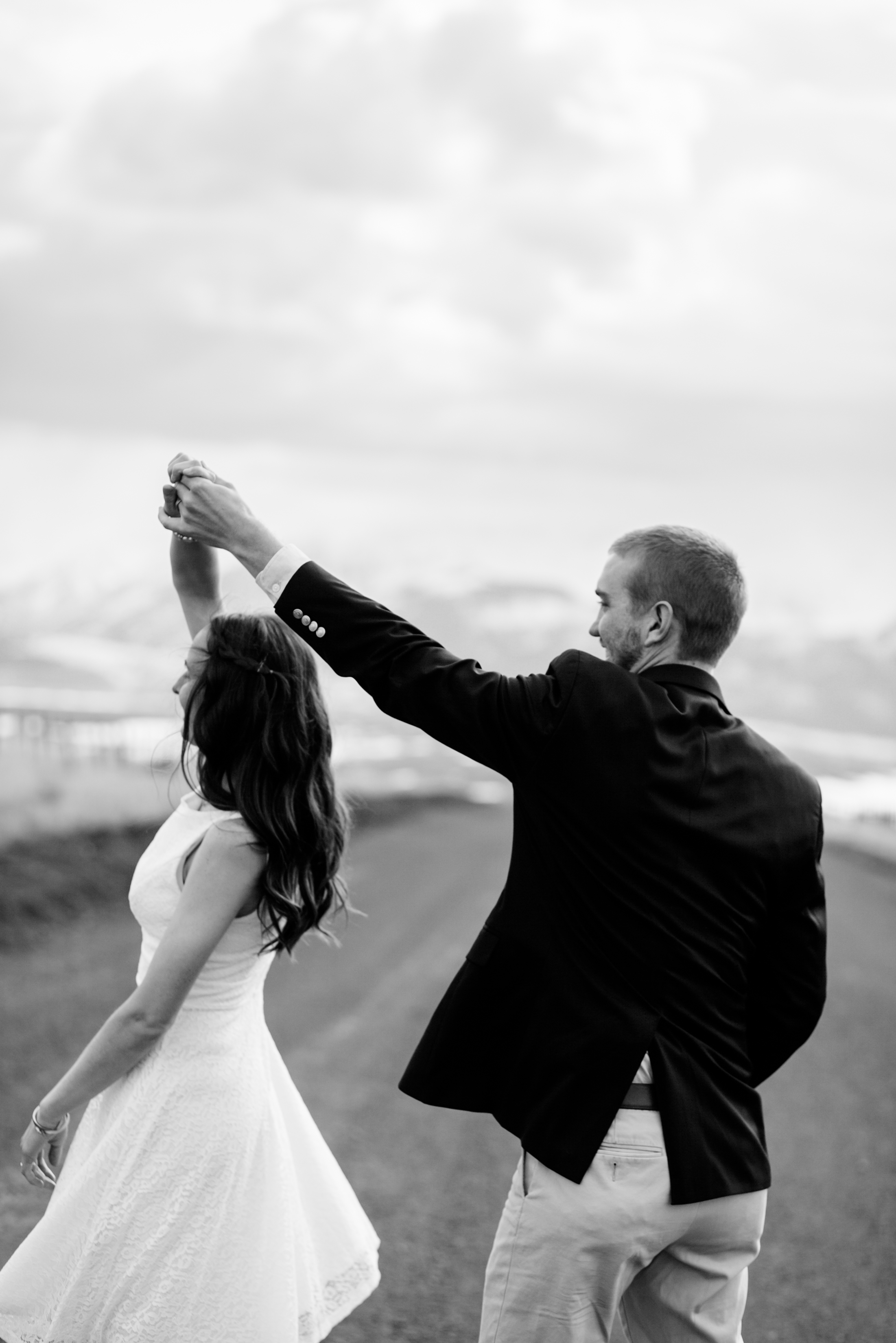 Ryan Melanie Elopement Enterprse Oregon Spring 2019 Please Credit Talia Jean Galvin BW (215 of 219).jpg